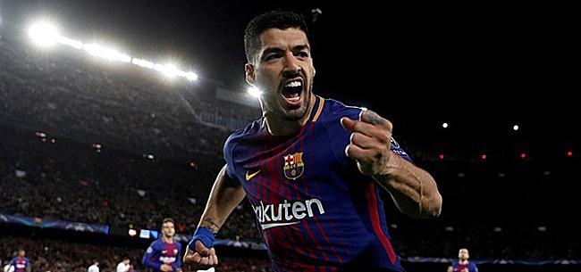 Foto: 'Ook Suárez verrast voetbalwereld met transferbeslissing'