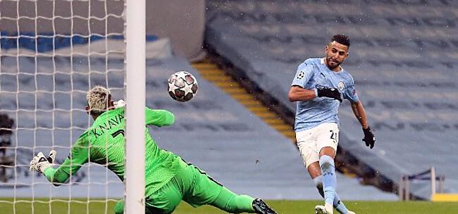 Foto: Mahrez schiet Man City naar allereerste Champions League-finale