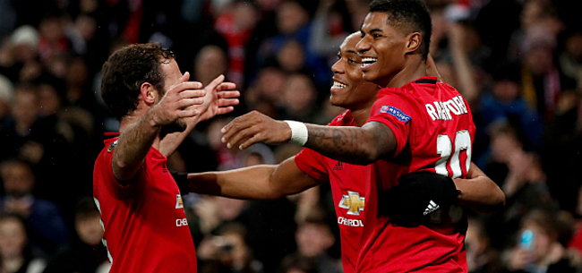Foto: 'Man United heeft nieuwe aanvaller eindelijk beet'