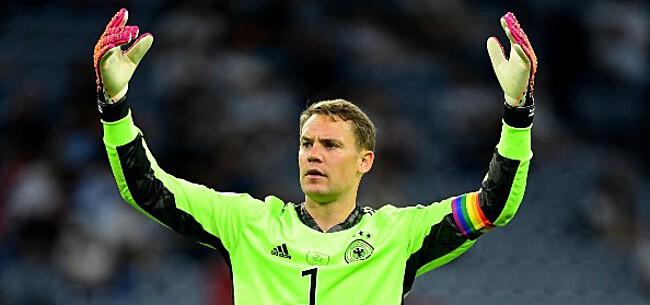 Foto: UEFA laat onderzoek tegen Neuer vallen