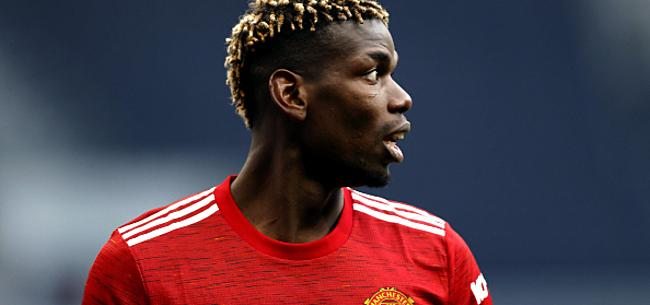 Foto: 'United biedt Pogba astronomisch salaris aan'