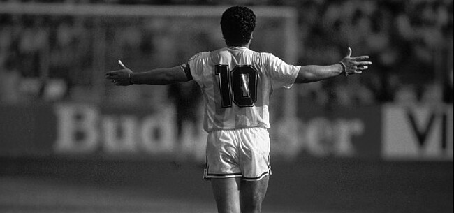 Foto: Afscheid van Diego Maradona: magische voetballer met goddelijke status