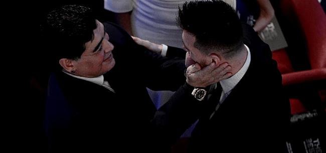 Foto: Messi en Ronaldo ontredderd na overlijden Maradona