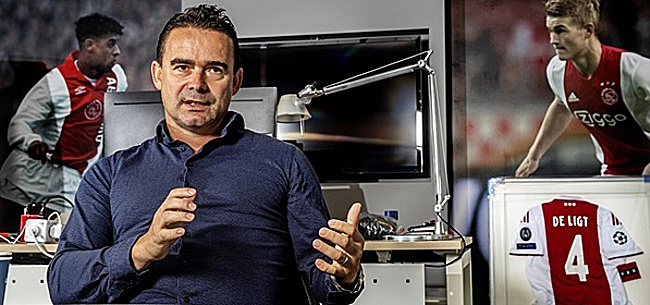 Foto: Ajax moet meer en meer vrezen voor een vertrek van Overmars