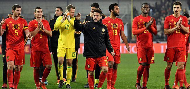 Foto: 'Rode Duivel moet aan het eind van het seizoen zijn club verlaten'