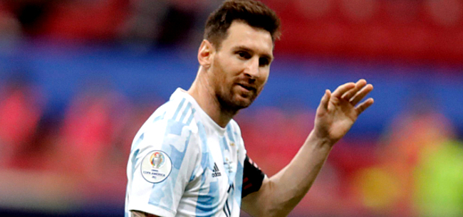 Foto: Transfergoeroe komt met groots Messi-nieuws