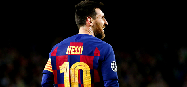 Foto: 'Messi doorbreekt de stilte met finaal statement'