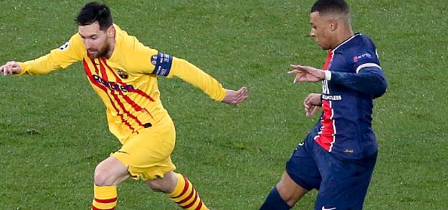 Foto: 'PSG trekt Messi met meesterzet naar zich toe'