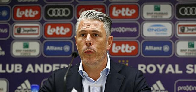Foto: 'Anderlecht doet weldra twee spelers van de hand'