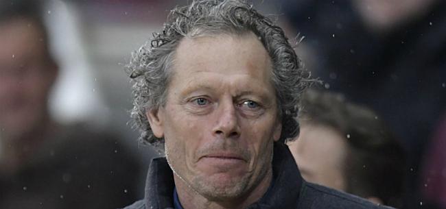 Foto: Preud'homme onder de indruk van Brugse bankzitter: