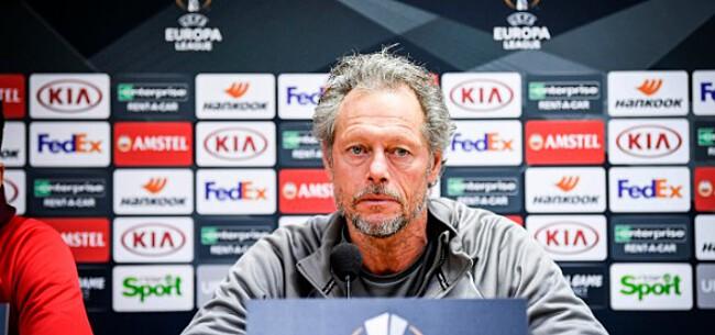 Foto: 'Duidelijkheid over gerucht over Preud'homme en Antwerp'