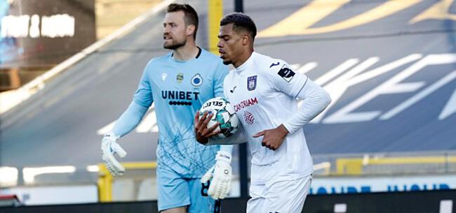 Foto: Bizarre statistiek legt pijnpunt Club Brugge bloot