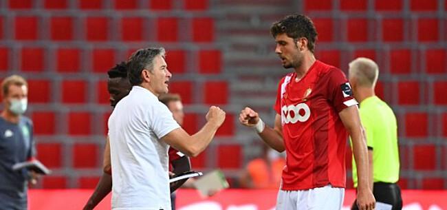 Foto: 'Montanier stuurt twee Standard-spelers terug naar beloften'