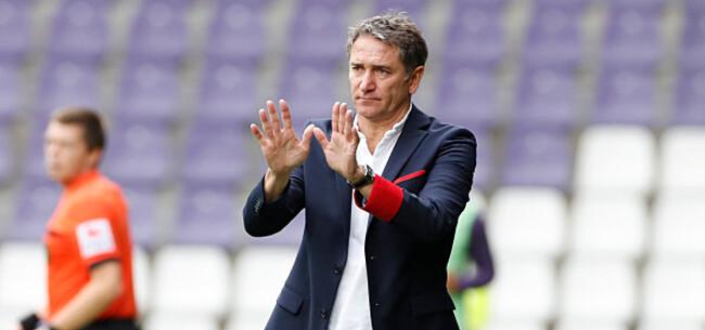 Foto: Montanier ondanks doodsaaie match: