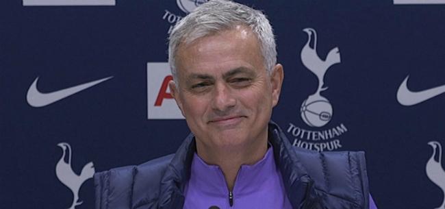 Foto: 'Mourinho komt met duidelijk hint over toekomst Spurs-Belgen'