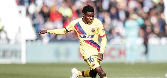 Foto: 'Topclub wil Wague weghalen bij FC Barcelona'