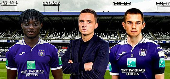 Foto: Topscouting levert twee kleppers: Anderlecht completer en beter