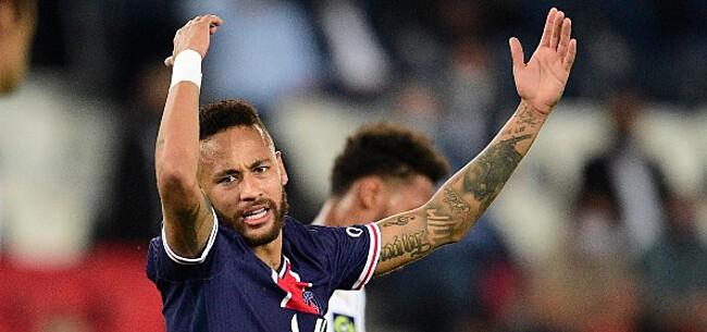 Foto: 'PSG gebruikt Neymar als pasmunt voor Barça-goudhaantje'