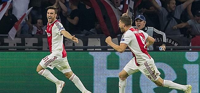 Foto: Gaat FC Barcelona weer basispion weghalen bij Ajax?