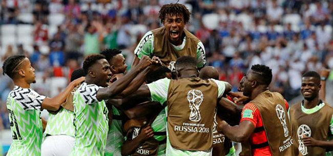 Foto: 'Nigeriaans international op weg naar België'