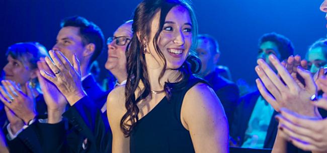 Foto: Topturnster Nina Derwael onthult liefde voor Club-huurling