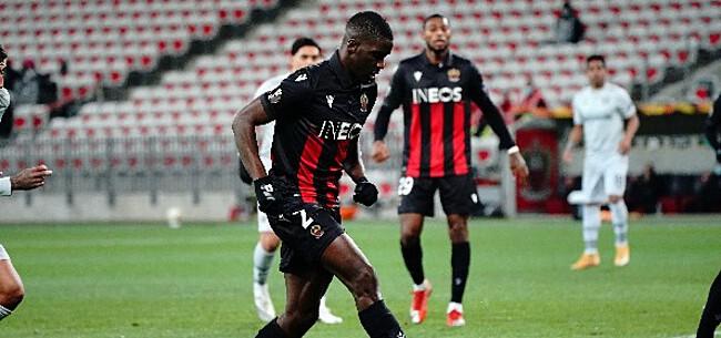 Foto: Nsoki reageert op transfer naar Club Brugge
