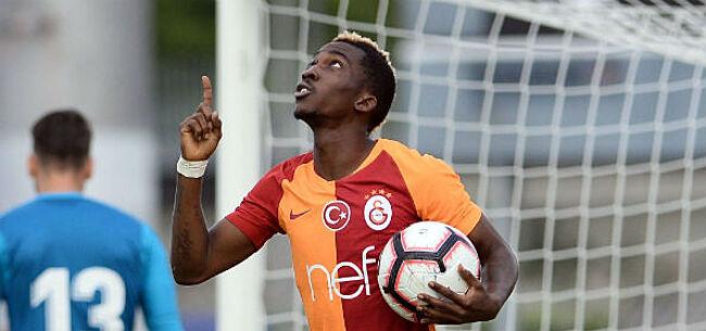 Foto: Onyekuru benadrukt het grote verschil tussen Galatasaray en Anderlecht