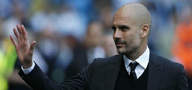 Foto: 'Guardiola wou van hem de beste speler ter wereld maken'