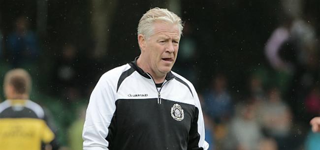 Foto: Peter Maes na gelijkspel tegen ex-club Genk: