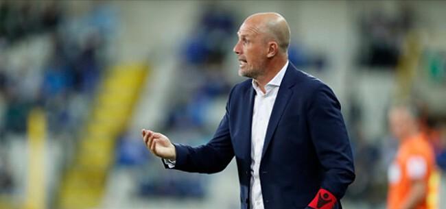 Foto: Clement ziet groot voordeel en verschil bij Anderlecht