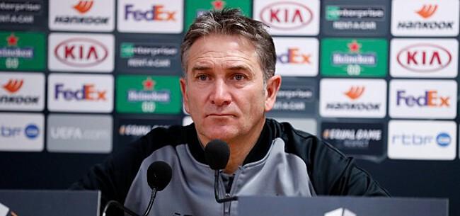 Foto: Montanier stuurt ex-spits Anderlecht door: kans voor Belgische clubs?