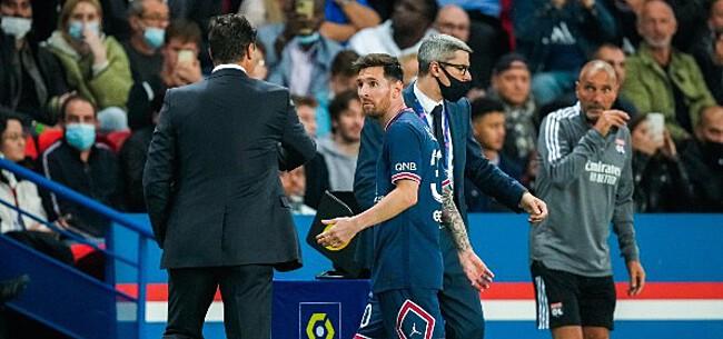 Foto: Messi-incident zindert na:
