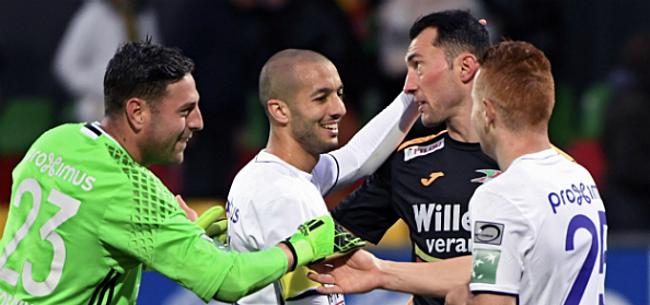 Foto: Proto niet klaar met Anderlecht: