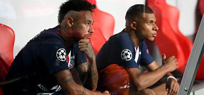Foto: Zorgen voor PSG: Mbappé test als zevende speler positief op COVID-19