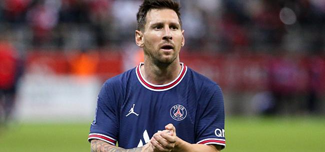 Foto: Messi bereikt nieuwe mijlpaal tegen Club Brugge