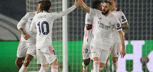 Foto: Real Madrid doet uitstekende zaak in titelstrijd