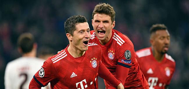 Foto: 'Nieuwe Lewandowski' maakt indruk bij Bayern München