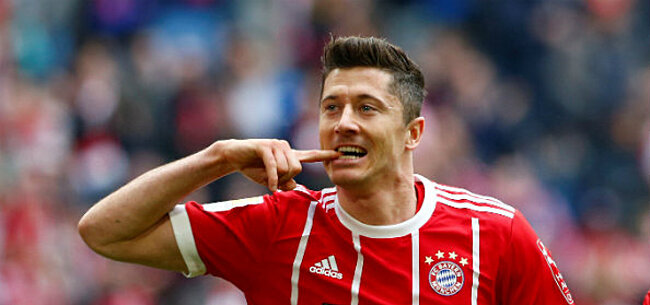Foto: 'Lewandowski dropt flinke transferbom bij Bayern München'