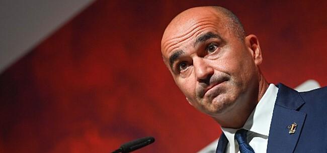 Foto: 'La Liga-regels houden Martinez bij Rode Duivels'