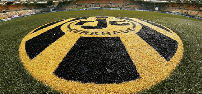 Foto: Roda JC breekt contract van Croux open
