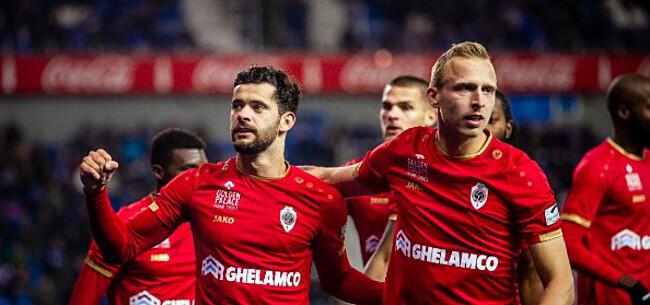 Foto: 'Antwerp heeft oplossing gevonden voor Rodrigues'