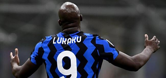 Foto: 'Brace' Lukaku loodst Inter naar ruime zege tegen Foulon
