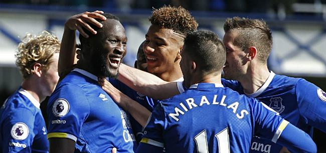 Foto: Lukaku goud waard voor Everton, ook Benteke trefzeker