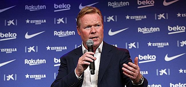 Foto: 'Exodus blijft duren: Koeman dumpt nog een Barça-speler'