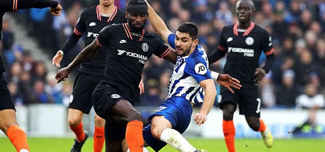 Foto: Chelsea begint 2020 met gelijkspel bij Brighton, Wesley beslissend
