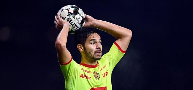 Foto: Weldra nieuwe international voor KV Mechelen