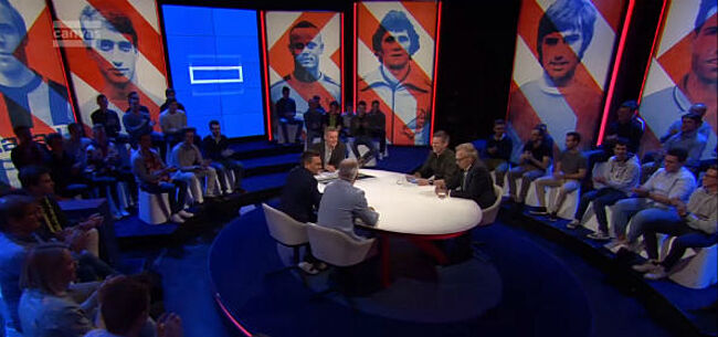 Foto: Extra Time-panel hard voor Club Brugge: