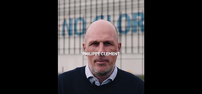 Foto: Clement zet zich in de markt met intrede op sociale media