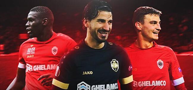 Foto: 4 Antwerpse klasbakken domineren Europa League