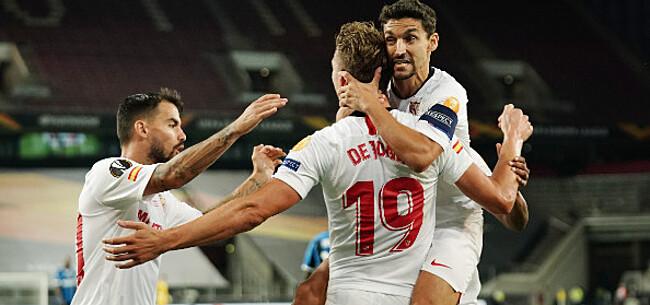 Foto: 'FC Barcelona klopt aan bij Luuk de Jong'